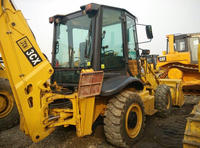 Used JCB 3CX Backhoe Loader /JCB CASE CAT Backhoe Loader