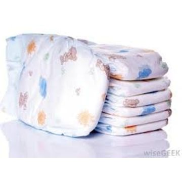 Hot Sale Good Quality Competitive Price Non Woven Fabrics for Baby Diaper Wholesale from China