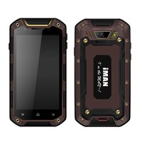 2015 new arriving upgraded rugged mobile phone I5800 price low rugged smartphone android 4,4 MTK6582 1GB+8GB