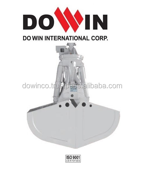 Korean high quality Clamshell Bucket for sale (DWCS50,80,100)