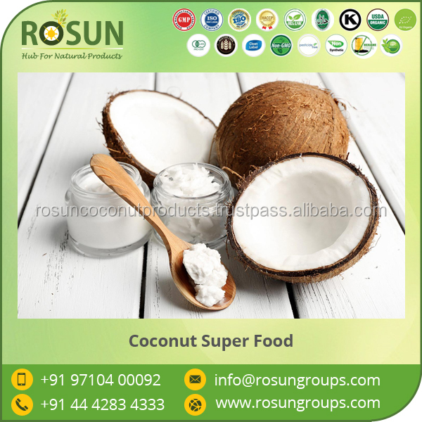 100% Natural and Fresh Organic Coconut Super Food for Wholesale Buyer