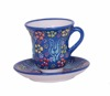 Turkish Handmade Ceramic Tea Cup %100 amazing quality