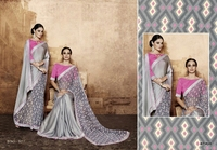 Indian Printed Cotton Saree At Wholesale