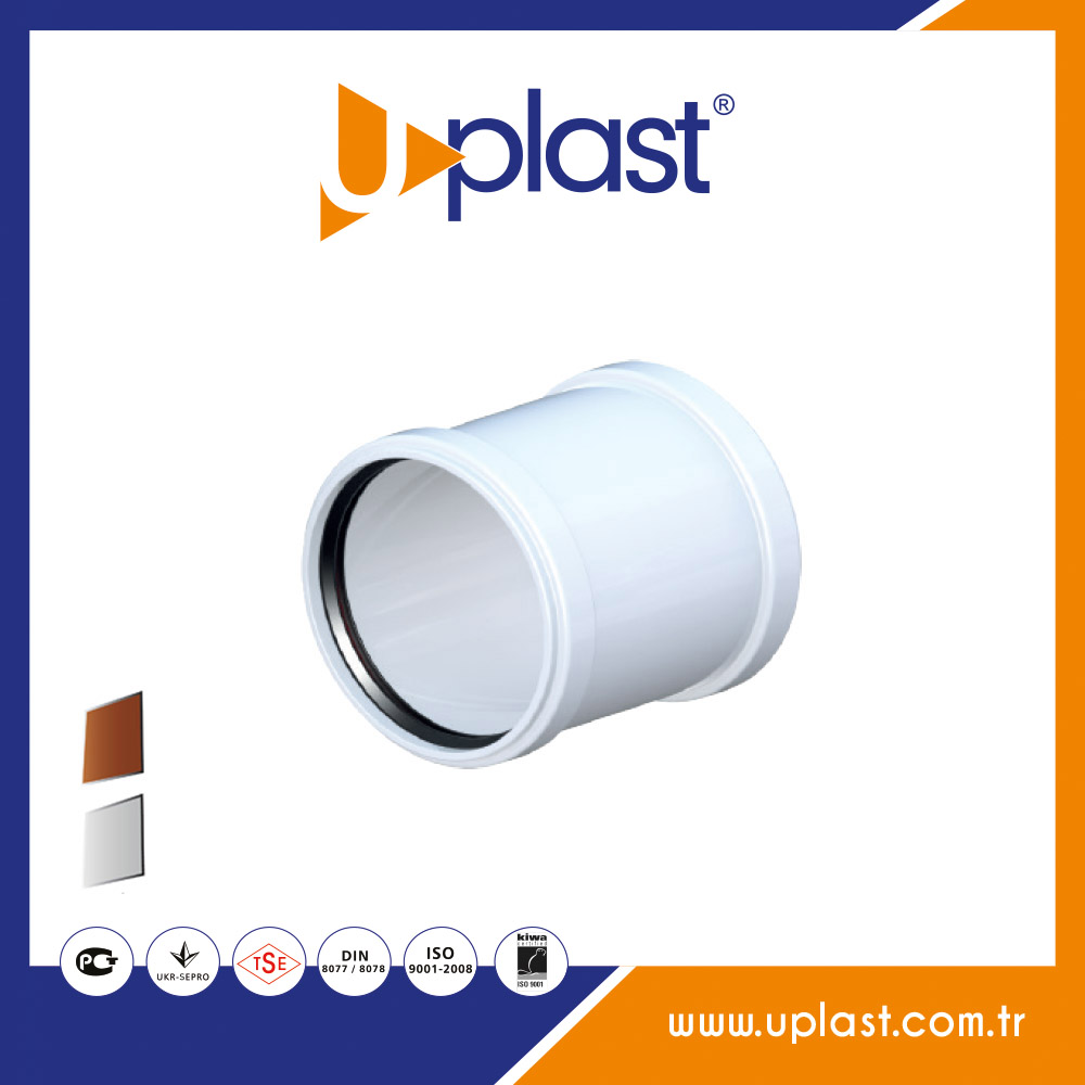 PVC pipe fittings Socket