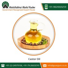 Highly Pure and Safe to Use Castor Oil for Menstrual Disorders and Constipation