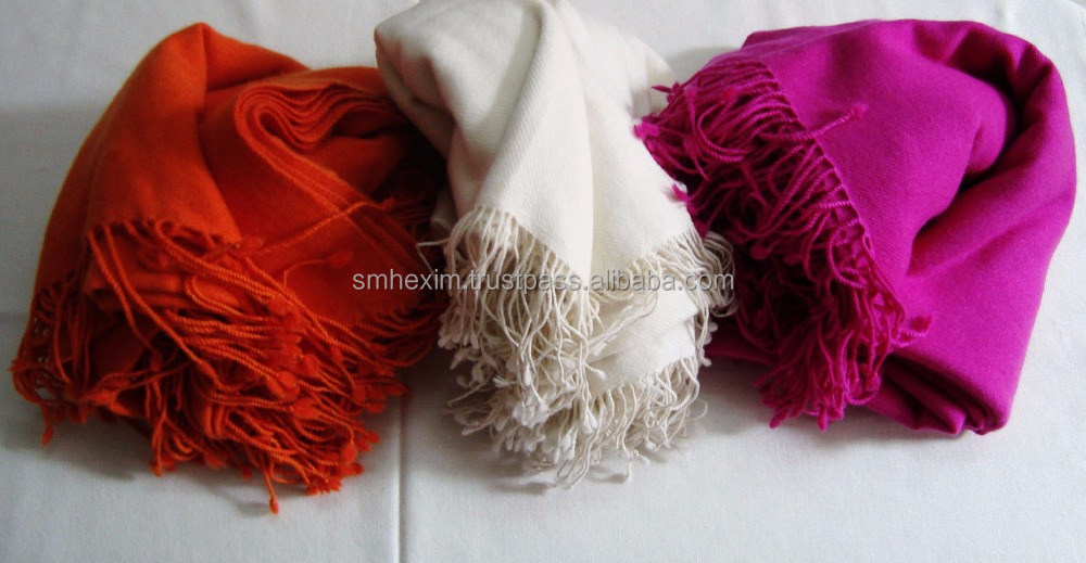 Cashmere Throw / blankets in india