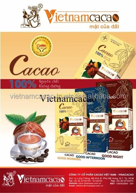 Factory Supply Best Cocoa Powder Price - Vinacacao 1