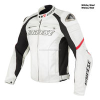 Genuine Leather Motorcycle Racing Professional Jacket