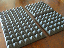 Sound insulation acoustic foam panel/ fire-proof wall acoustic panel