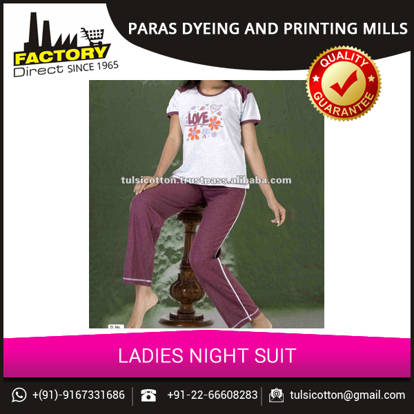 New Collection of Ladies Cotton Sleep Wear at Affordable Price
