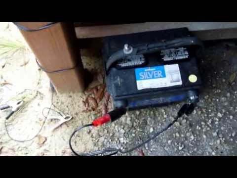 Perfect Cheap Solar Panel for a Car Battery,