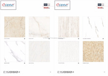 Glazed Vitrified Tiles, Polished Glazed Vitrified Tiles and Double Charged Vitrified Tiles 800x800mm ONYX IVORY