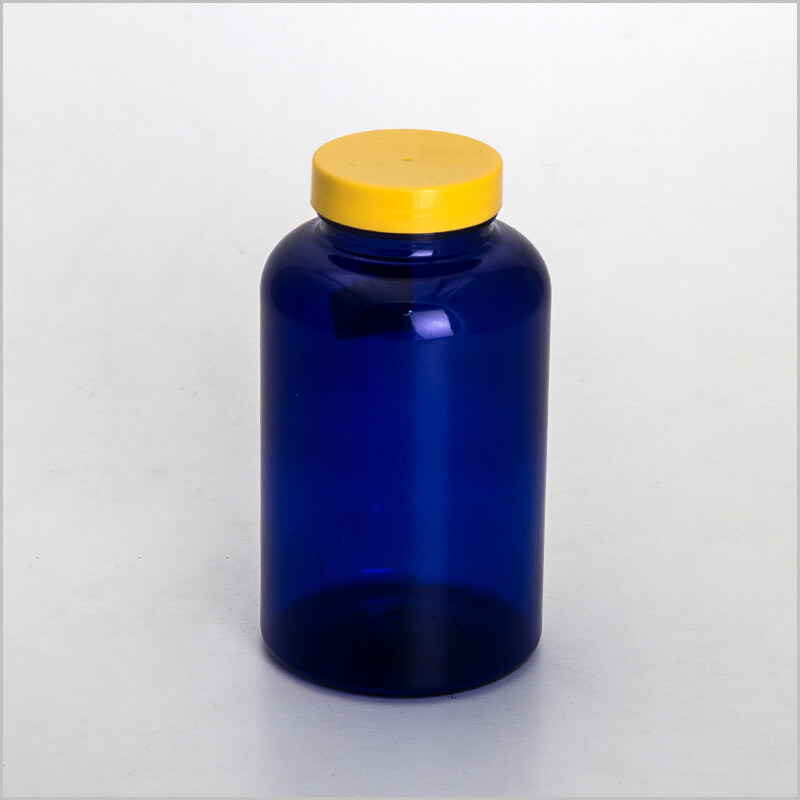 HOT SALE 150cc 200cc 225cc 250cc 300cc 350cc 400cc 450cc 500cc PET HDPE packaging bottle for pharmaceuticals-Duy Tan Plastics