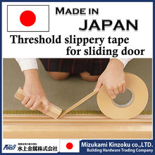 High quality and functional Polyethylene slick tape for sliding door made in Japan