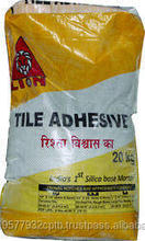 India's First Silica Base Tile Adhesive or Tile Adhesive Cement Or Tile Fixing Adhesive
