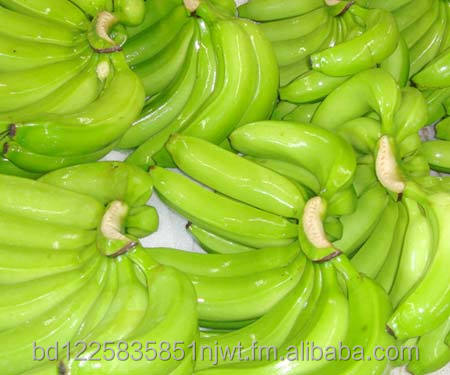 Green Fresh Banana