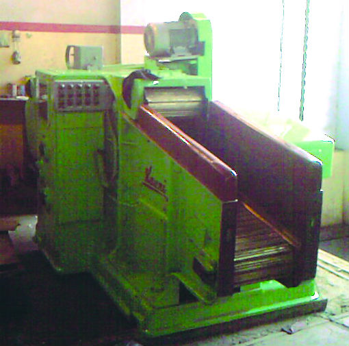 #Hauni tobacco slicing machine, tobacco slicer, tobacco cutting, tobacco cutter, tobacco chopping machine, tobacco chopper