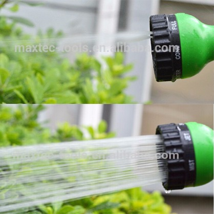 Kh amazon meilleur fournisseur pvc flexible extensible jardin tuyau, douche en vrac jardin tuyau d'eau, rétractable de silicium goutte à goutte jardin tuyau