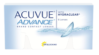 Acuvue Advance 6 pcs. JOHNSON&JOHNSON