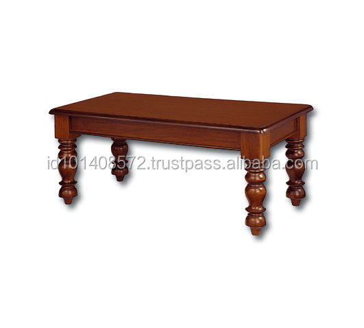 Mahogany Coffee Table RC 110 Indoor Furniture.