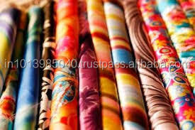 Custom Printed Silk Fabric