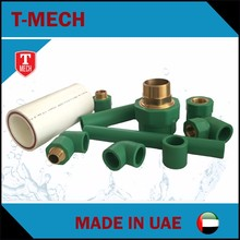 T-Mech ppr pipe brand names plastic ppr names pipe fitting