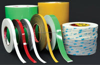Excellent Temperature Resistance Double Sided EVA Foam Tape with Good Tackiness Acrylic Adhesive