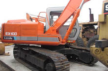 10 TON JAPAN Excavator used hitachi EX 100 EXCAVATOR LOW PRICE