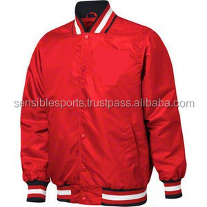 2015 satin varsity jacket/design of satin dress satin panties for women clothes fabric textile