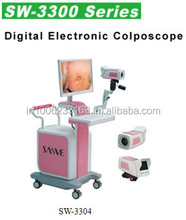 SW-3304 LED light ring digital colposcope image-forming system