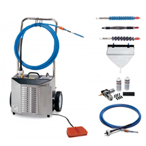 Electric Tube Cleaning System from india