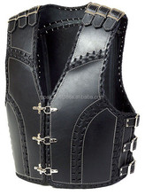 Chopper Bike Leather Vest