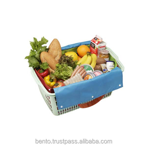 Japan brand and Fashionable container home torune bento for lunch making, basket bag wholesale, trial orders also available