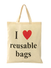 cotton canvas Eco friendly 100% cotton shopping bag with advertising promotion