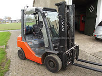 USED MACHINERIES - TOYOTA 2TON FORKLIFT (6728)