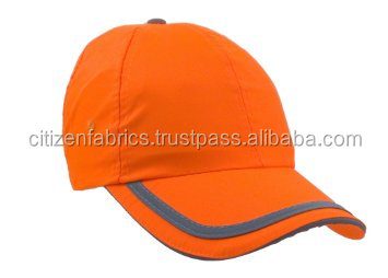 High Visibility sport baseball hat safety Leisure cap