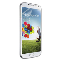 VisiScreen Screen Protector for Samsung Galaxy S4, PET, Clear