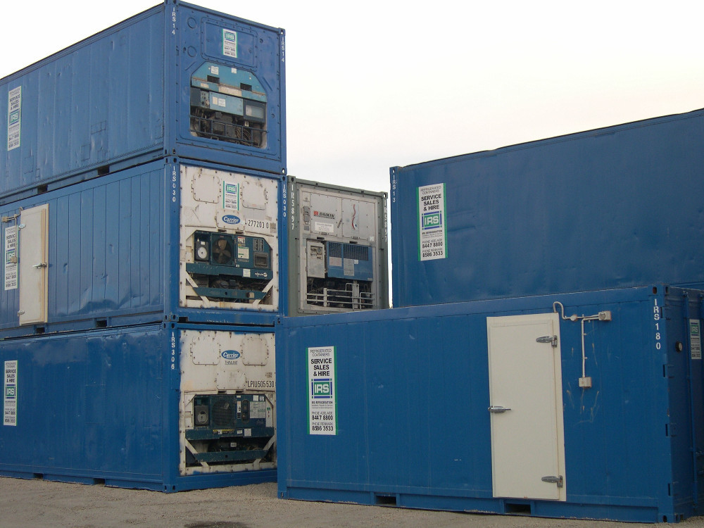 40ft, 20ft Refrigerated Shipping Container