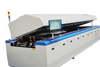 High Production Lead Free Reflow Oven