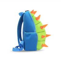 Waterproof Dinosaur toddler backpack , toy bag , kids backpack , neoprene backpack, Baby Travel Bags