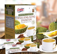 Malaysia instant durian coffee 3in1 250gm