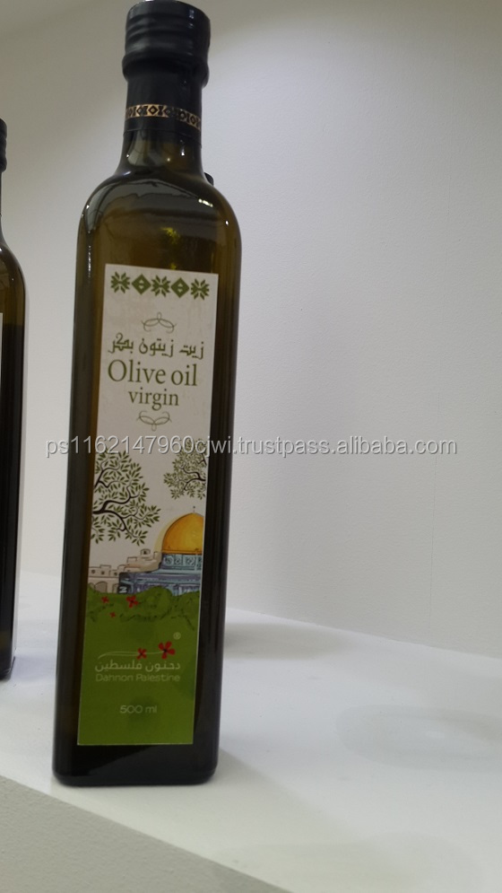 Virgin Olive Oil VOO