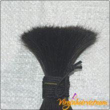 New Arrival Wholesale Latest Product of Vietnam Human Bulk Hair for Wig Maker