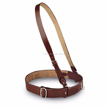 Military Sam Browne Leather Belt