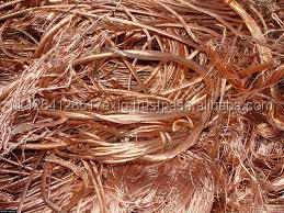 No.1 High Quality Copper Wire Scrap (millberry) 99.99% red copper
