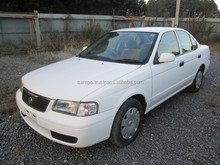 HIGH QUALITY USED CAR PRICES JAPAN FOR SALE FOR NISSAN SUNNY B15 FF AT 2WD 1,300CC (ENGINE MODEL : QG13-DE)