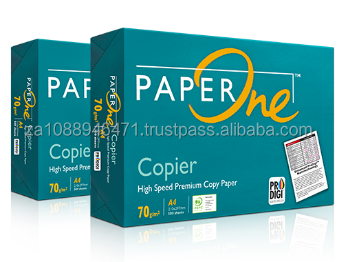 PAPERONE COPIER Paper One copy paper a4 80gsm