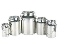 Made in China stainless steel milk cans for sale (117L)