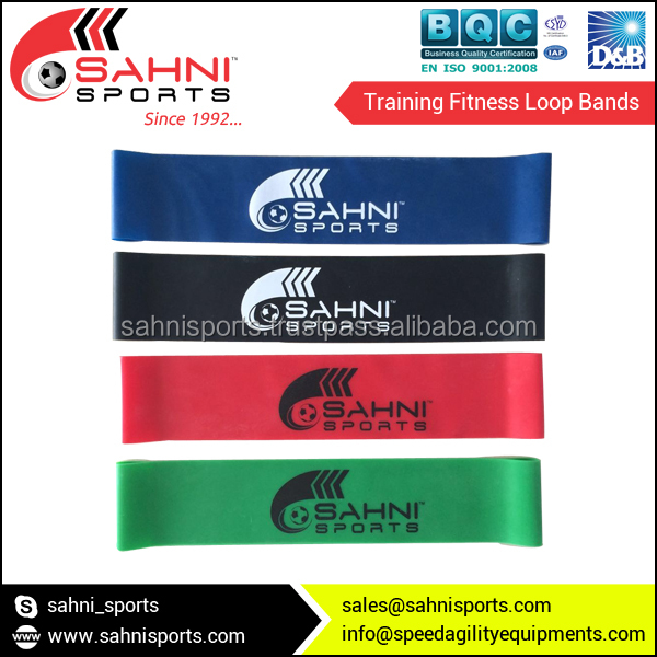 Training Fitness Loop Bands