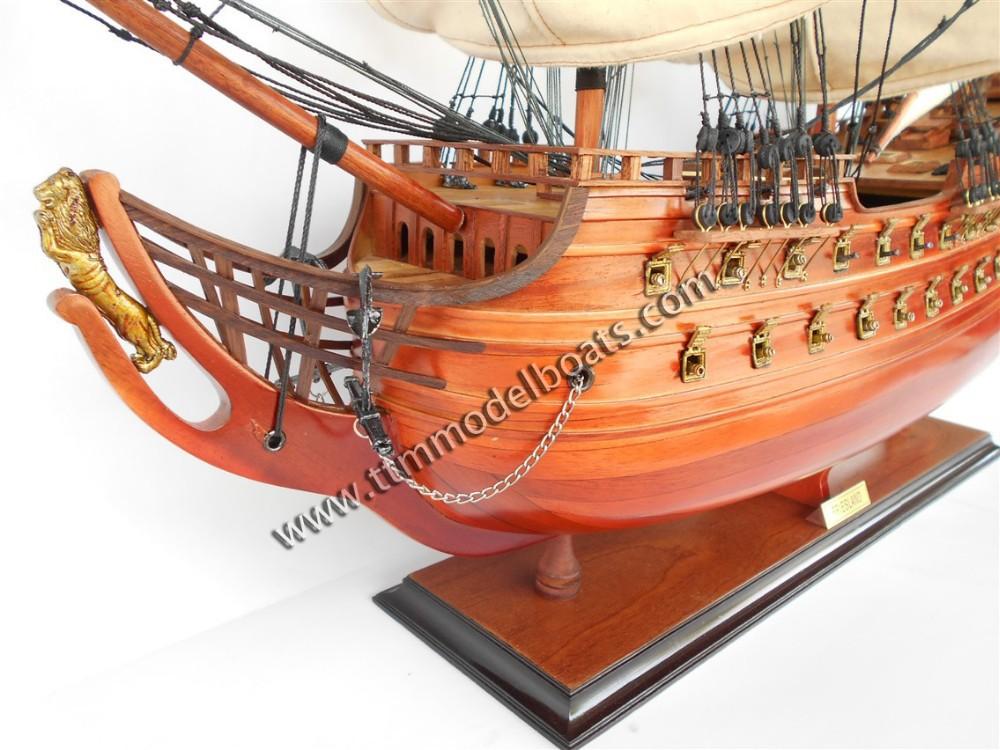 friesland mod le en bois bateau vendre historique maquettes de bateaux artisanat en bois. Black Bedroom Furniture Sets. Home Design Ideas